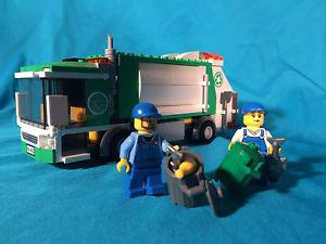 Wanted: Lego City Garbage Truck/