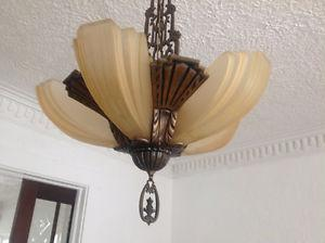 Wanted: Looking for this slip shade (yellow) art deco lamp
