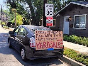 Way Too much Stuff Garage Sale Online Check out my other ads