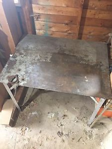 Welding Table For Sale