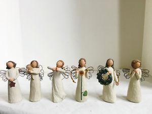 Willow Tree Figurines - Ornament Collection