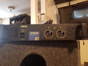 Yamaha p power amp 300$ firm !!