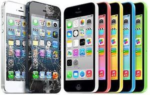 iPhone, iPad, iPod touch screen replacement, Same day