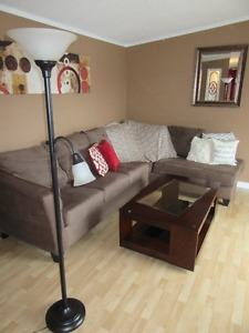 2 lights floor lamp for sale!!!