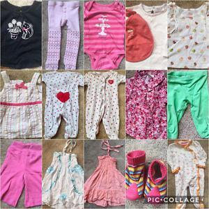 3-6 Month Girls lot