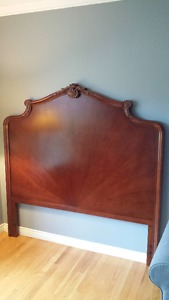 Beautiful Bombay Company Queen Size Headboard