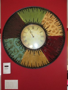 Big decorative clock for sale!!!
