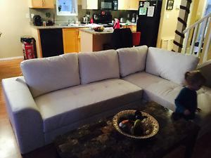 Brand New Couch !!! Less than 4 months old.
