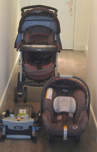 Chicco travel system cortina keyfit 30