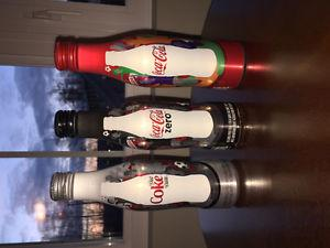 Coca Cola FIFA Womens World Cup Canada  bottles