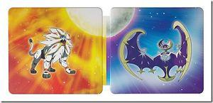 Collector's edition Pokemon Sun and Moon Steelbook Dual Pack