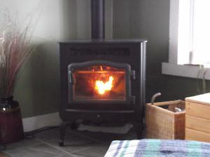 Country Flame pellet stove