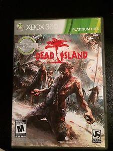 Dead island Xbox 360 game $8 obo