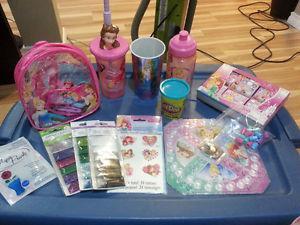 Disney Princess stuff
