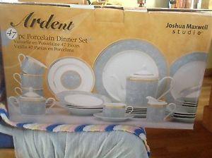 Elegant dish set & Joshua maxwell dinnerware set 45 piece   Posot Class