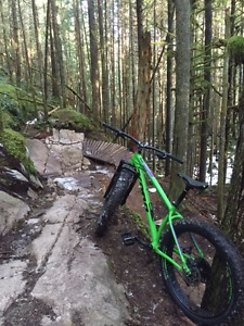 Fat Tire Bike- Kona Wozo-large