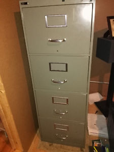 File Cabinet w/ dividers $50 firm this week