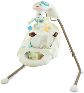 Fisher Price My Little Lamb Baby Swing