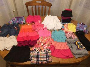 Girls sz 5 clothing