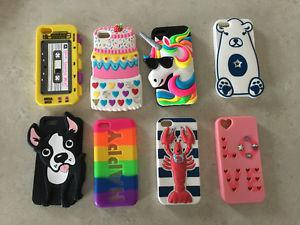 Iphone 5 and 5c cell cases