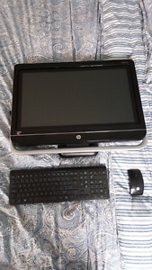 Like New! HP Pavilion 23 All in One!