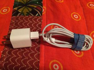 Look At This ! Original Apple Lightning Cable & 5/15 W