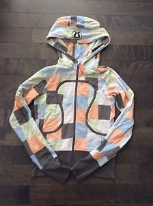 Lululemon and Bench hoodies