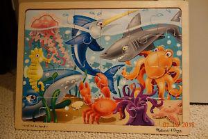 "Melissa & Doug ""Under The Sea"" Puzzle"