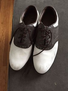 Men's golf shoes - almost brand new