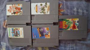 Nes. Snes. N64. Games