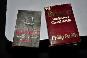 New Price!! E.J. Pratt: The Truant Years, soft cover