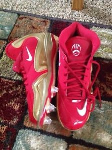 Nike size 11.5 football shoes for sale