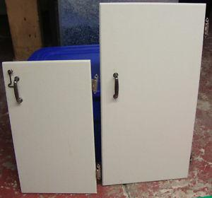Old style Solid wood cupboard doors with new hardware
