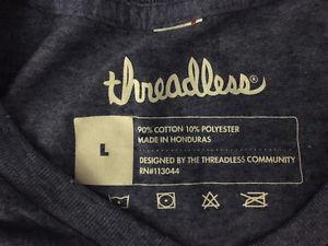 Original Threadless brand Men's T-shirt (brand new)