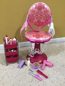 "Our Generation Beauty Salon (for 18"" Doll)"