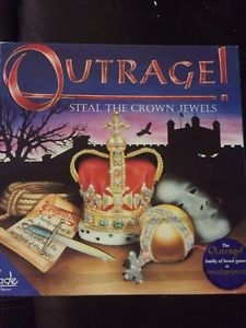 Outrage board game