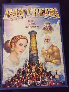 Pantheon board game
