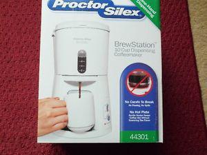 Proctor Silex Brewer