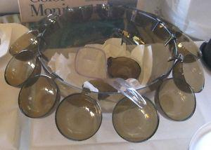 Punch Bowl Set Great For Parties
