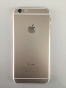 REDUCED PRICE~WHITE/GOLD 16GB IPHONE 6