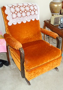 Rocking Chair in Xcellent Comfy Condition