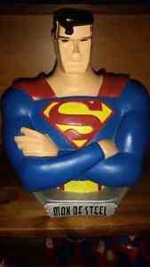 Superman collectibles!