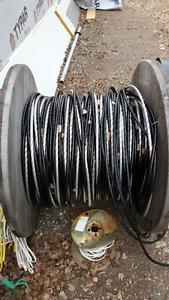 Triplex Service Cable 600V