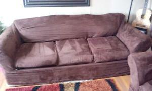USED COUCH AND LOVE SEAT FOR SALE