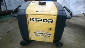 Kipor Kge 3000 ti Manual