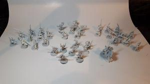 Warhammer Wood elves Army for sale or trade