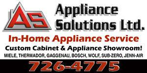 We Have New & Scratch & Dent Appliances In Stock!