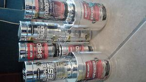 various muscle supplements for sale