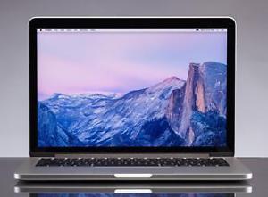 """13"""" MacBook Pro TOP of the LINE i)"""