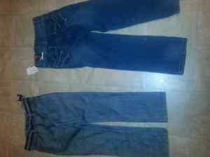 2PAIRS OF NEW WITH TAGS SIZE 12 BOYS JEANS FOR $10